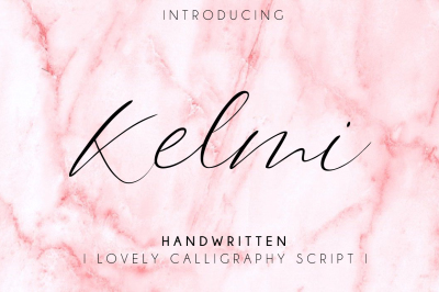 Kelmi Script