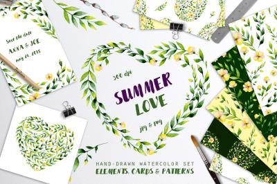 Summer Love Herbal Set