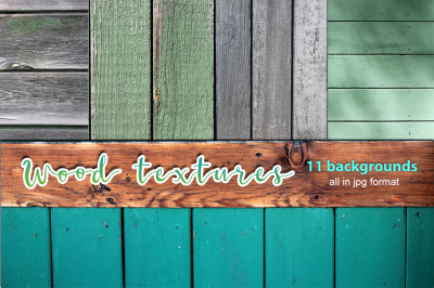 11 wood texture backgrounds