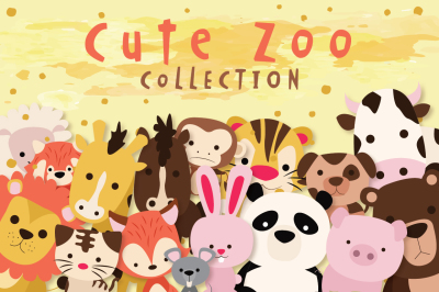Cute Zoo Collection