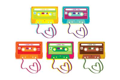 5 Love songs mixtapes