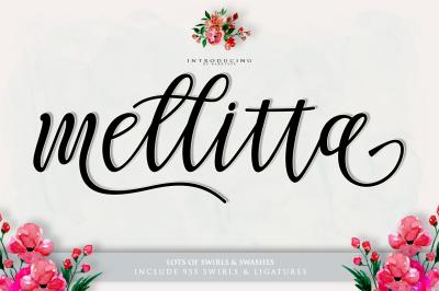 Mellita Script
