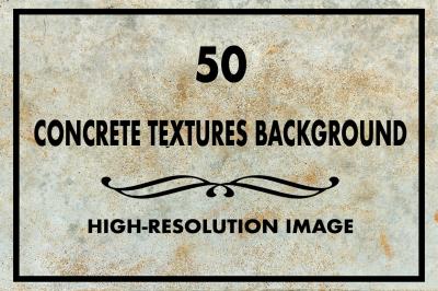 50 Concrete Texture Background Set 2