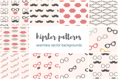 Hipster Patterns