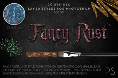 Fancy Rust