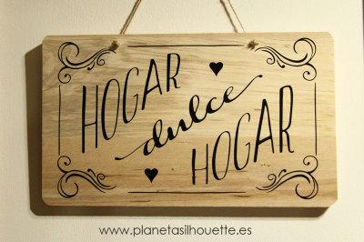 Hogar Dulce Hogar - .DXF, .SVG, .PNG