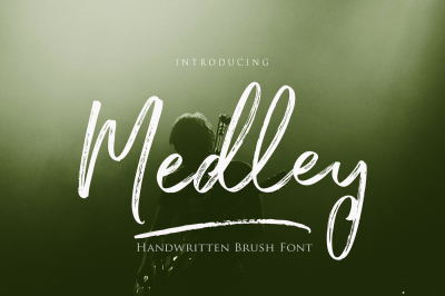 Medley Brush Script