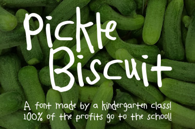 Pickle Biscuit: by kids, for kids!