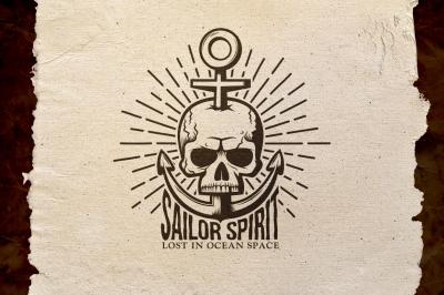 Sailor Spirit Logo