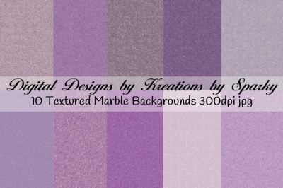 16x16 Marble Textured Digital Background Papers
