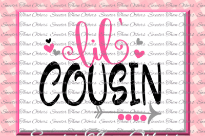 Cousin On All Category Thehungryjpeg Com