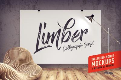 Limber script & Mockups