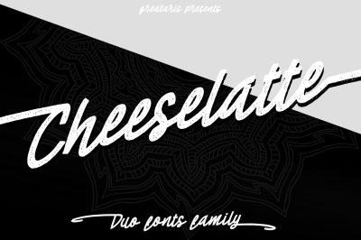 cheeselatte