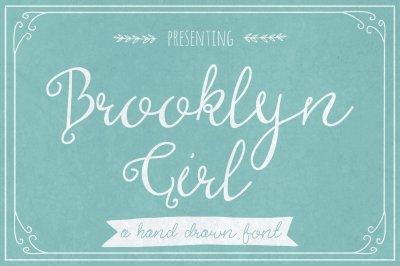 Brooklyn Girl Font
