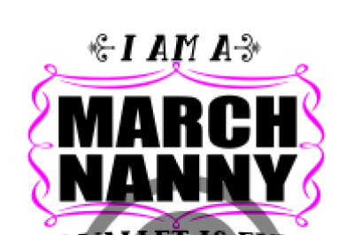 Nanny Svg, Eps, Dxf, Png File, T Shirt Graphic, Heart Is Full Svg