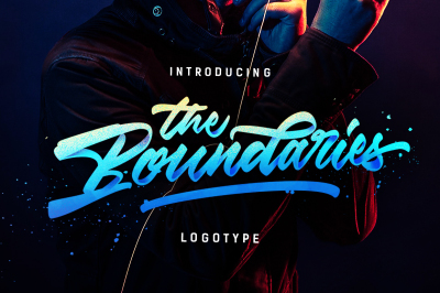 The Boundaries - Logotype