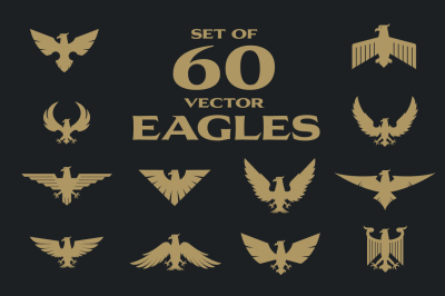 60 Vector Eagles + Bonus