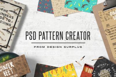 PSD Pattern Creator