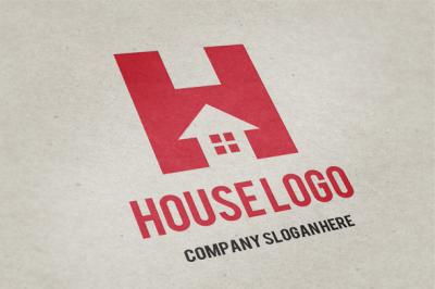 House Letter Logo