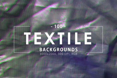 Textile & Fabric Backgrounds