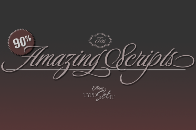 10 Amazing Scripts SAVE nearly $500