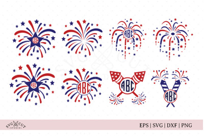 4th of July Fireworks Files