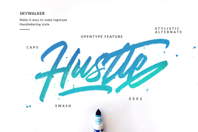 Skywalker Logotype