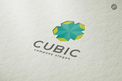 Cubic Logo Template