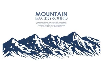 Mountain Range Vector Bundle