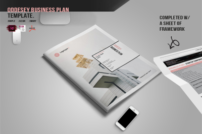 ODDESEY Business Plan Builder