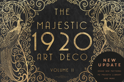 The Majestic Art Deco Collection