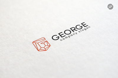 George - Letter G Logo Template