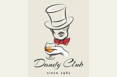 Dandy Club Emblem