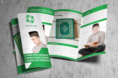 Learning Quran Trifold