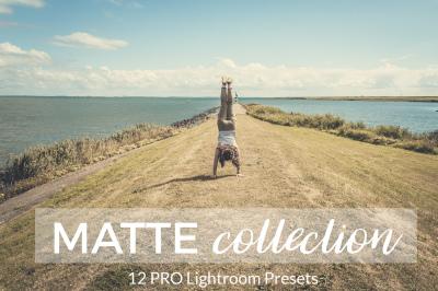 Matte Collection Lightroom Presets