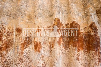 Corrugated Iron #3 - Stock Image