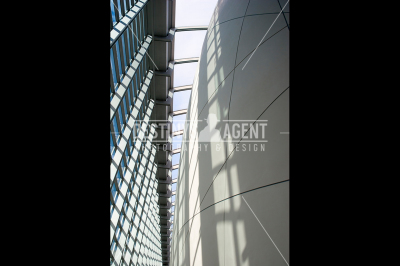 Architectural Shapes - Stock Image
