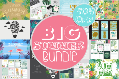 Big Summer Bundle