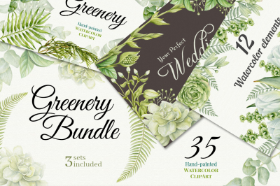 Greenery Bundle