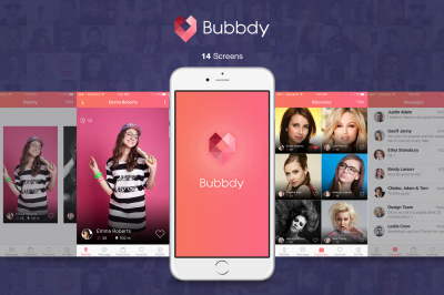 Bubbdy - Dating App