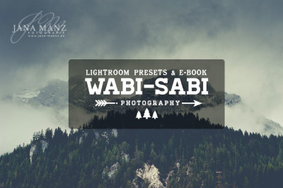 Wabi-Sabi Bundle: 10 Lightroom Presets & Photography E-Book