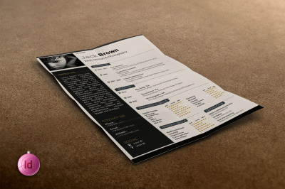 Modern Resume Set