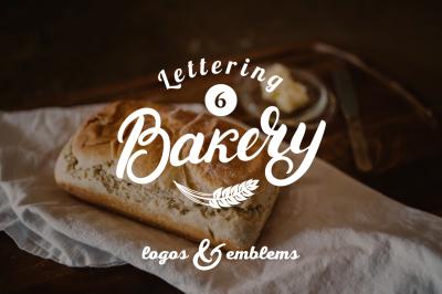 Bakery Logo Set