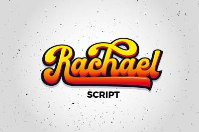Rachael Script (30% Off)