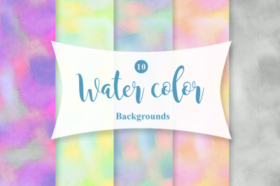 Water color texture Vol 3.