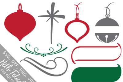 Christmas Kit SVG Cutting Files