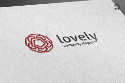 Lovely Logo Template