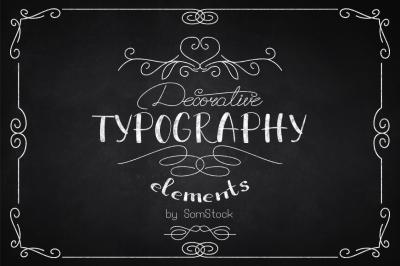 Typographical kit (300+ elements!)