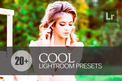 20 Cool Lightroom Presets bundle (Presets for Lightroom 5,6,CC)