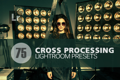 75 Cross Processing Lightroom Presets bundle (Presets for Lightroom 5,6,CC)